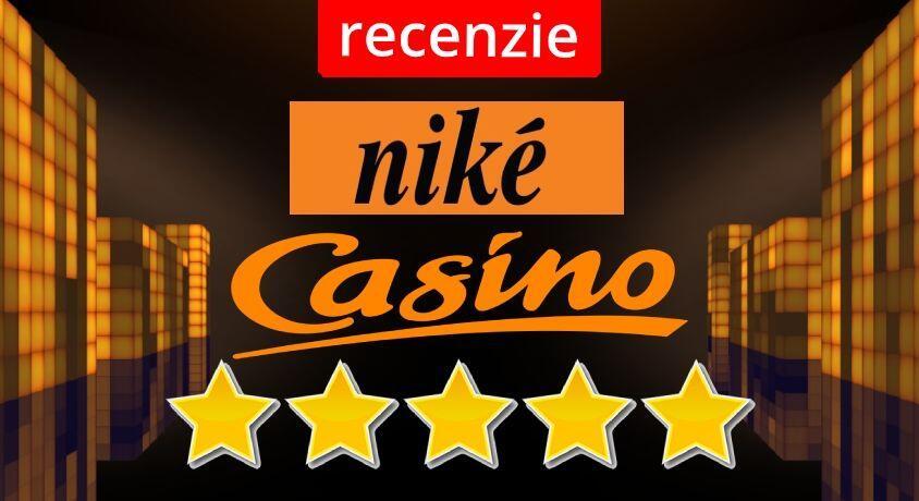Niké kasíno recenzie