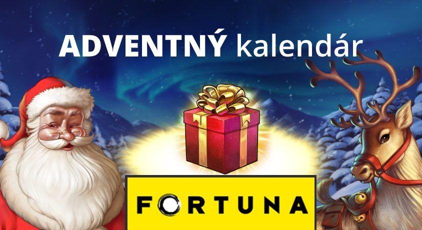 Fortuna Kasíno Adventný Kalendár