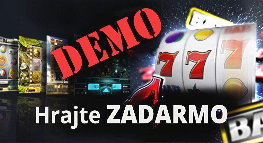 Kasíno zdarma demo režim