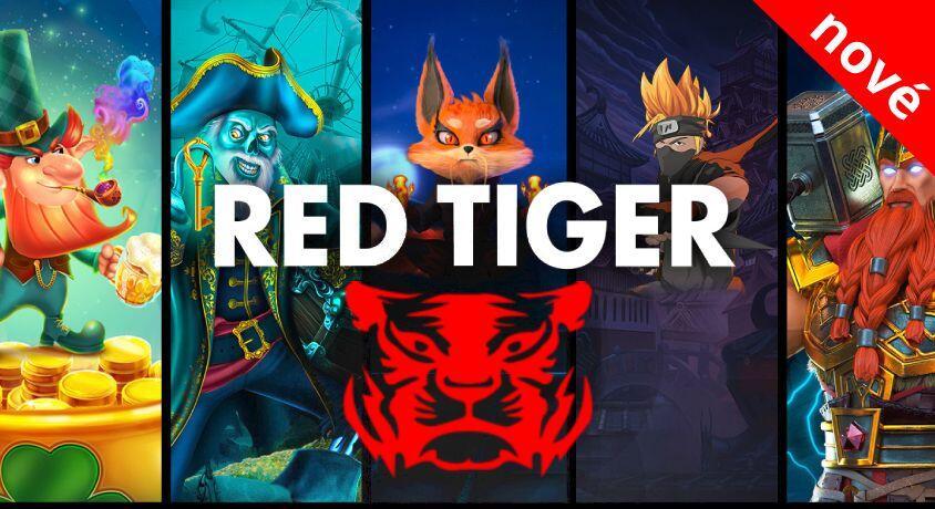 Red Tiger Niké kasíno