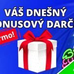 Bonusový kalendár Tipsport Kasíno Dnešné bonusy