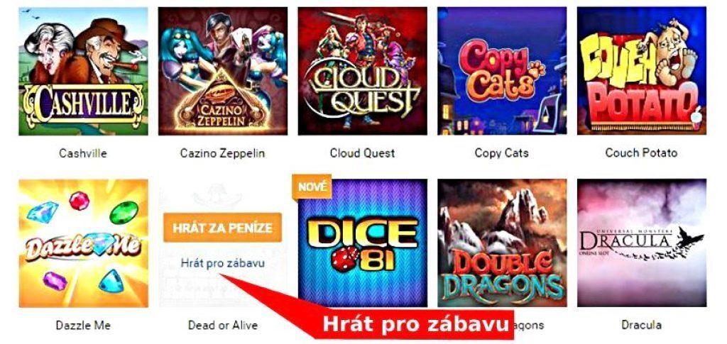 online automaty pre zábavu slovensko