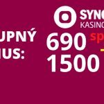 vstupný bonusy synottip kasíno slovensko