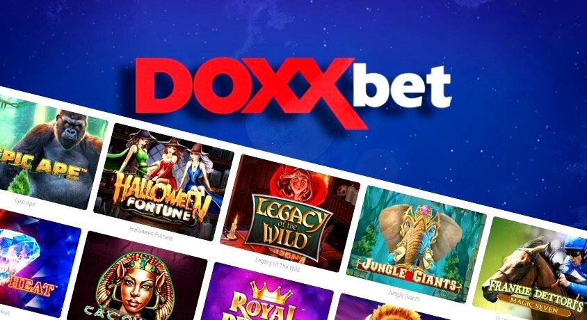 DoxxBet Kasíno recenzia nových hier