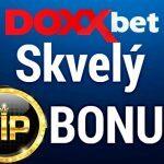 DoxxBet Skvelý VIP BONUS