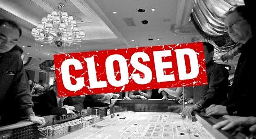 Koranavírus zatvoril slovenské kasína