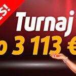 kasíno turnaj piatok 13 Tipsport Kasíno