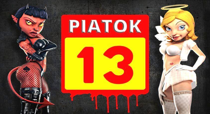 Piatok 13 kasíno bonusy Slovensko