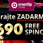 synottip kasíno 690 free spinov