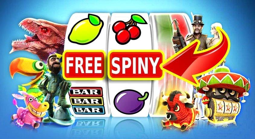 Free spiny bez vkladu