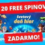 Tipsport Free Spiny ZADARMO