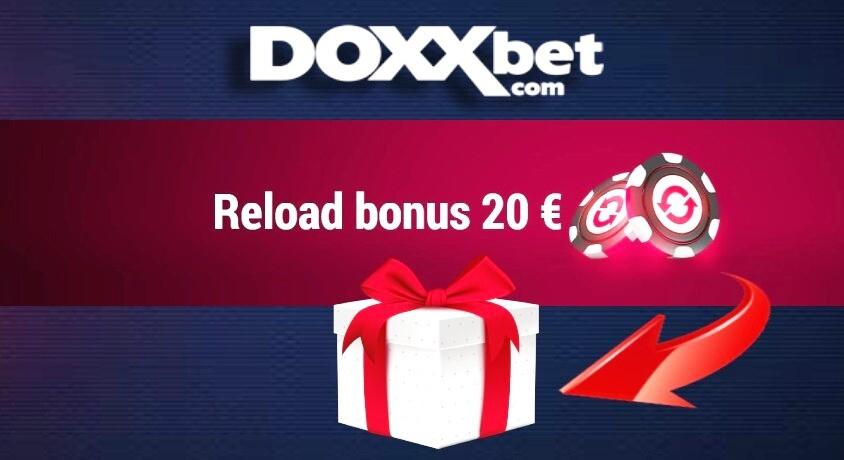 doxxbet vstupny bonus