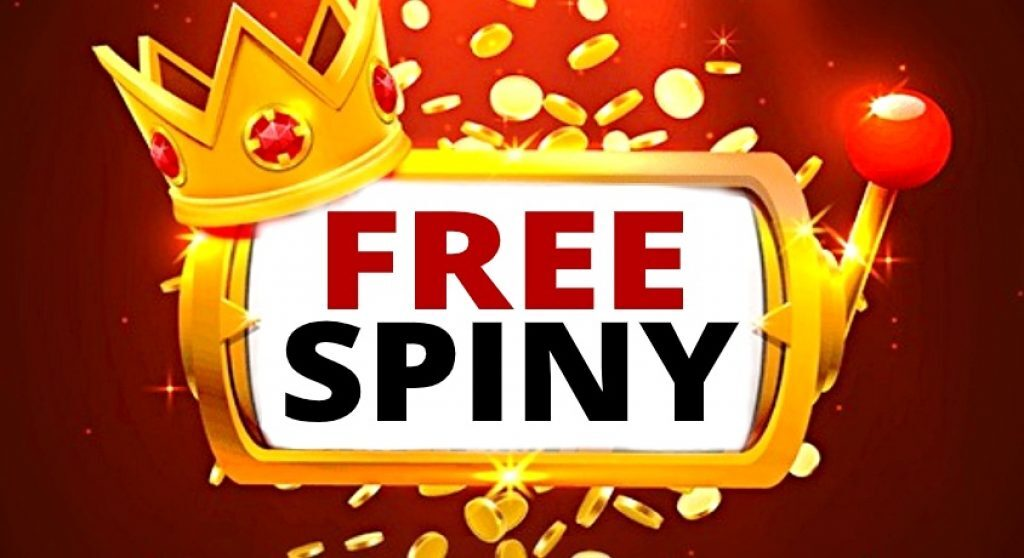 free spiny zadarmo