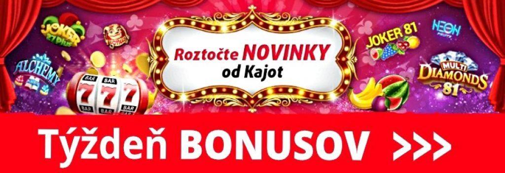 Kajot online