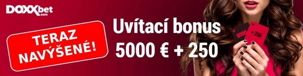 doxxbet casino bonus