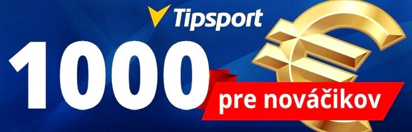 Tipsport online casino vstupný bonus