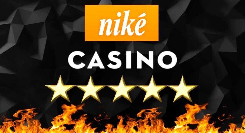Niké casino automaty 50 spinov