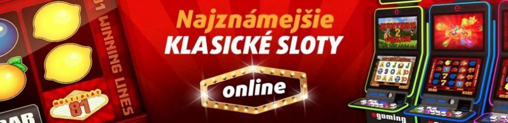 VLT automaty online zdarma