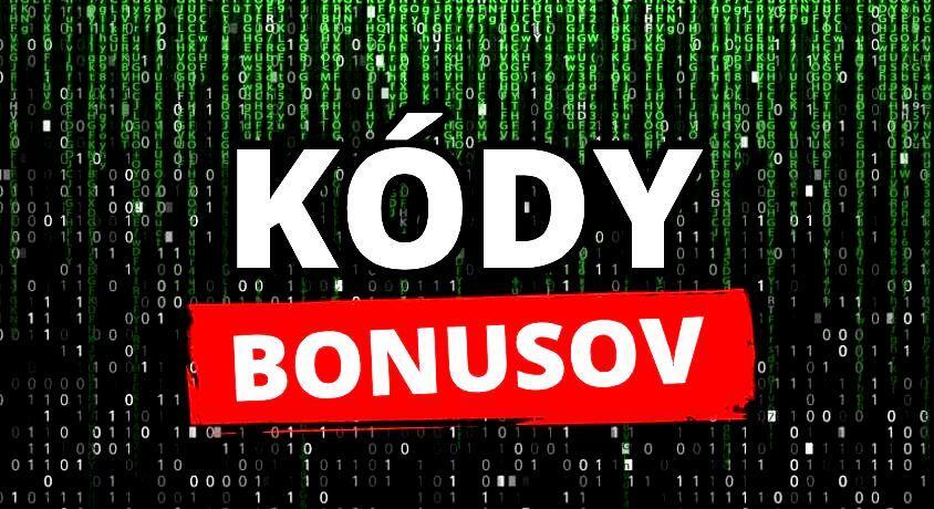Bonus kódy promo casino zadarmo Slovensko