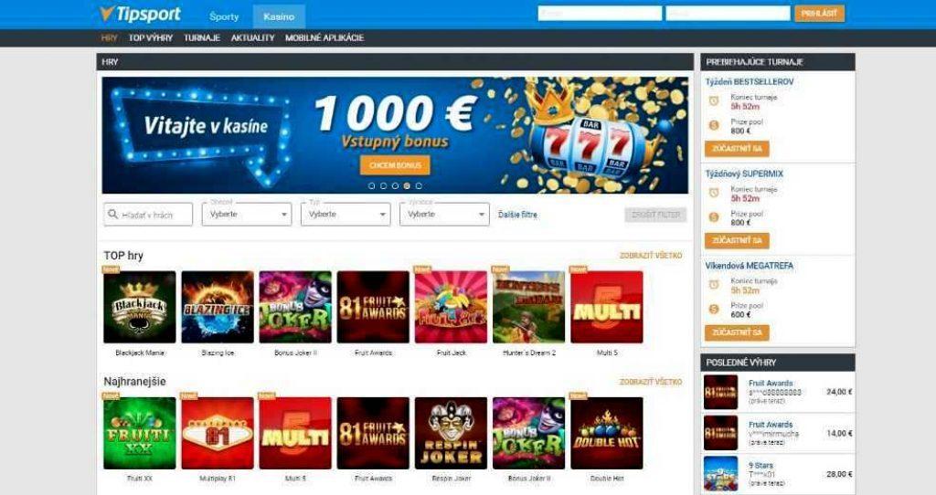 Tipsport Casino Slovensko