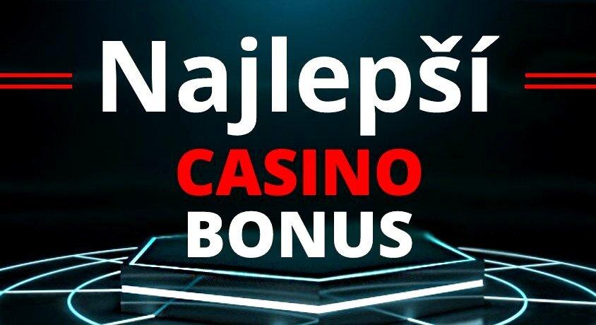 najlepšie casino bonusy