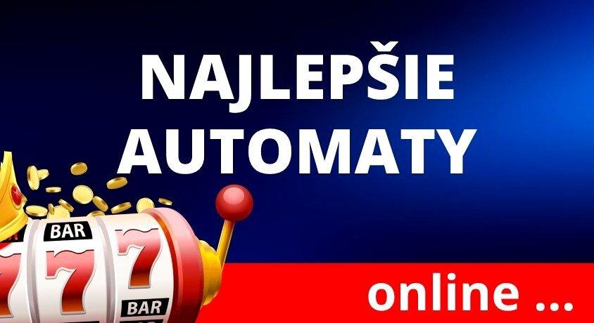 najlepšie online automaty