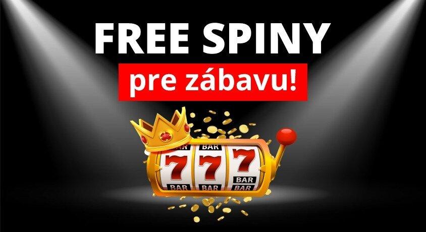 free spiny pre zábavu