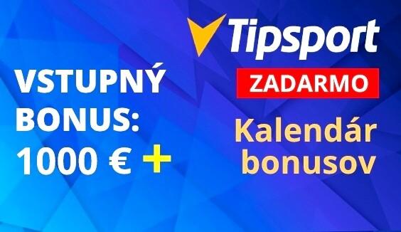 tipsport vstupny bonus