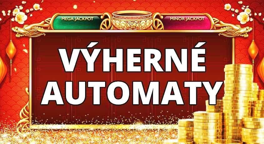 výherné automaty online zadarmo bez registrácie