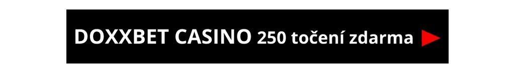 Doxxbet casino 250 toceni zdarma