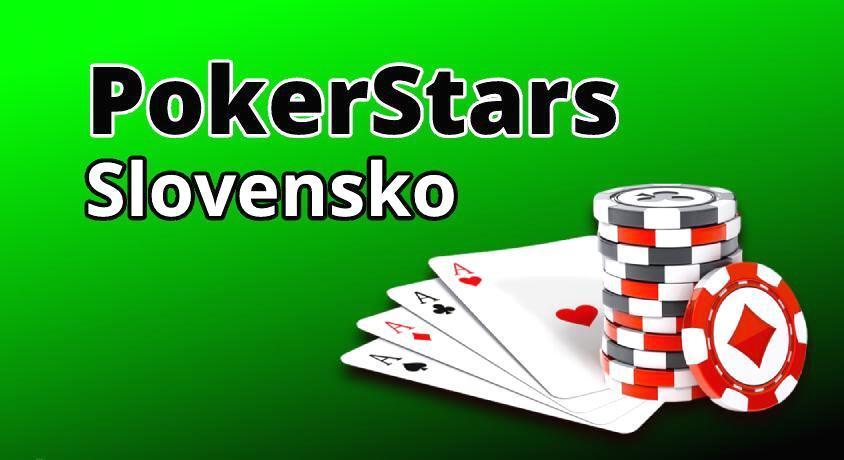 Pokerstars Slovensko