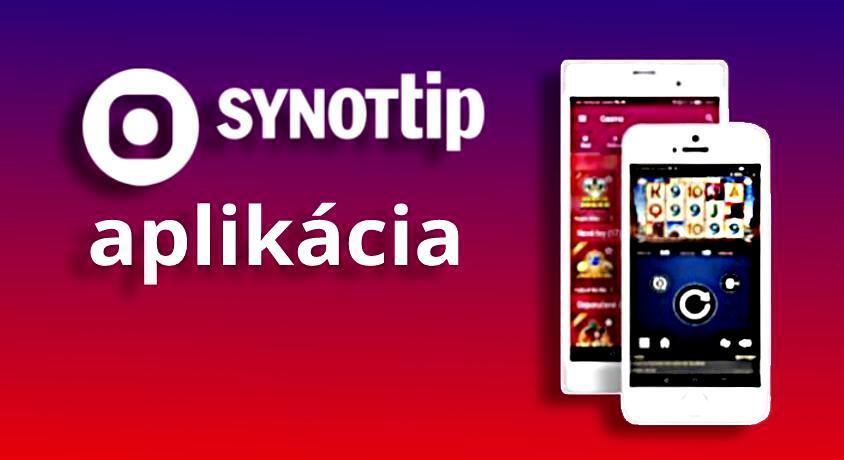 Synottip aplikácia