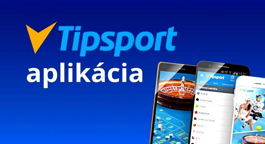 Tipsport aplikacia