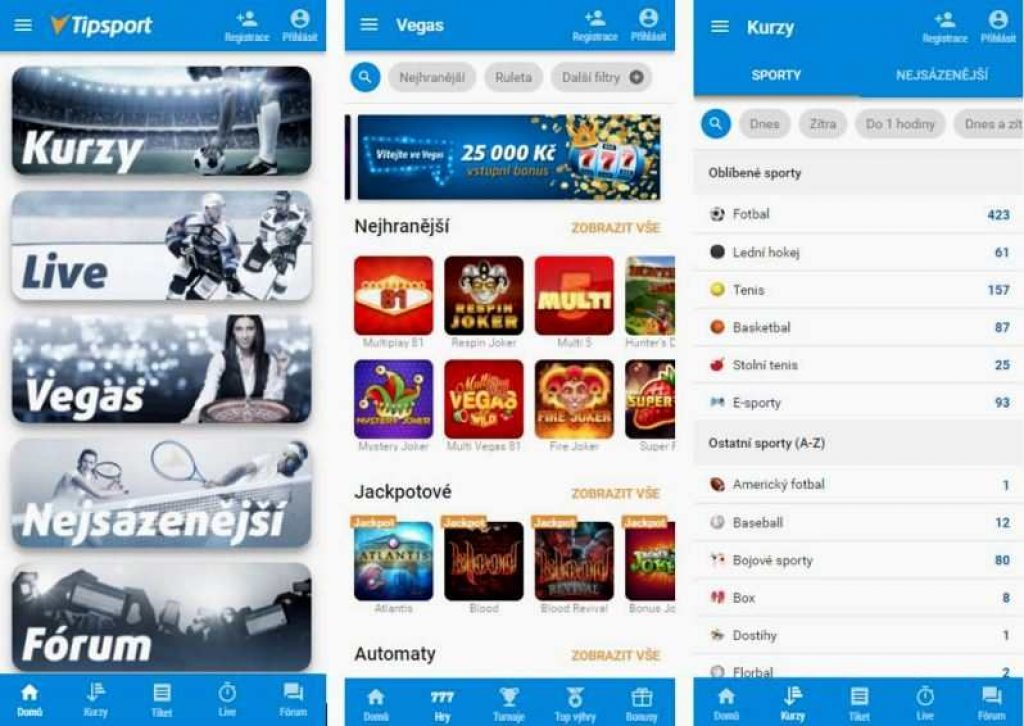 Ako inštalovať a sťahovať Tipsport aplikáciu na mobil?