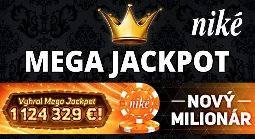 Nike Mega jackpot